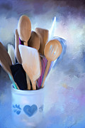 Mary Timman - Simple Utensils.
