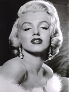 Marilyn Photo Prints - Simply Marilyn Print by Sanely Great
