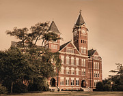 Samford Hall Framed Prints - Since 1856 Framed Print by JC Findley