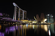 Paul Fell - Singapore Marina Bay...