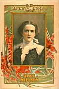 Singer Alice Nielsen 1899 Print by Padre Art
