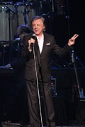 Front Row  Photographs  - Singer Frankie Valli