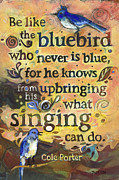 Jen Norton - Singing Bluebird Cole...