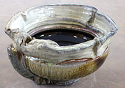 One Ceramics - Sink Series 0030 by Richard Sean Manning