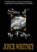 Book Jacket Design Art - Sins of the Father book cover by Mike Nellums