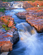 Sioux Photos - Sioux Falls by Ray Mathis