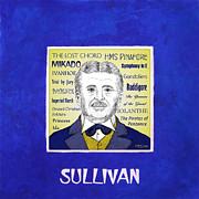 Sir Arthur Sullivan Print by Paul Helm