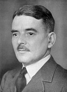 Sir Frank Whittle Print by Granger