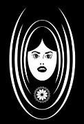 Siren Print by Frank Tschakert