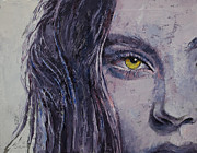 Siren Paintings - Siren by Michael Creese