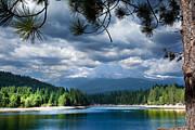 Randall Branham - Siskiyou Lake and Mt Shasta