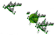 Y-axis lab - Site Plan in Green...