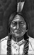 Sitting Bull Originals - Sitting Bull by Bill Richards