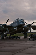 Lancaster Bomber Prints - Sitting Pretty Print by Jason Green