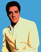 Elvis Presley Art - Sixties Elvis by Jarod