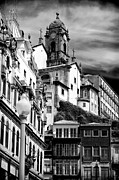 Sizes Metal Prints - Sizes in Porto Metal Print by John Rizzuto