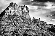 Sizes Framed Prints - Sizes in Sedona Framed Print by John Rizzuto