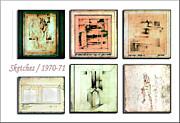 Glenn Bautista - Sketches 1970 to 71