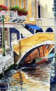 Tom Riggs - Sketching By The Canal