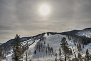 Ski Resort Framed Prints - Ski Apache Framed Print by Rich Beer