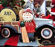 Cindy Nunn - Ski Bum Santa