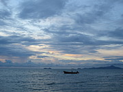 Thailand Photos - Sky and Sea by Neel Wain