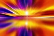 Steve Ohlsen - Sky and Water - Setting Sun