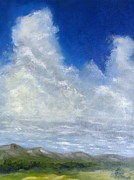 Clear Sky Mixed Media - Sky by Kenny Henson