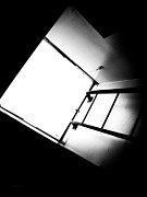 High Contrast Prints - Sky Light Print by Bob Orsillo