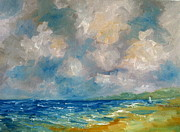 Nancy Van den Boom - Sky Sea Beach