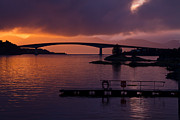 Gabor Pozsgai - Skye Bridge at Kyle of...