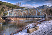Spencer McDonald - Skykomish Bridge