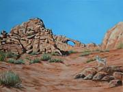 Mary Rogers - Skyline Arch