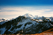 Christopher Fridley Prints - Skyline Divide Print by Christopher Fridley