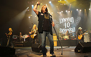 Sparky Framed Prints - Skynyrd-group-7320 Framed Print by Gary Gingrich Galleries