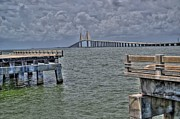 Timothy Lowry - Skyway bridge New and Old