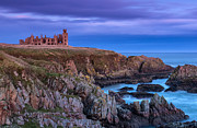 Canon 6d Originals - Slains Castle by Mike Stephen