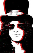 Slash Digital Art Originals - Slash by Andrew Kaupe