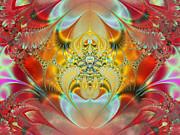 Sleeping Genie Print by Ian Mitchell