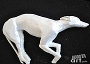 German Acosta - Sleeping Greyhound