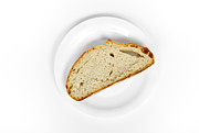 Goods Prints - Slice of bread Print by Matthias Hauser