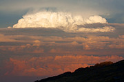 Thunderheads Art - Slice of the Sky by Jim Garrison