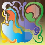 Slick 12b Print by Rom Francis