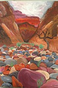 Oak Creek Originals - Slide Rock by Elle Alves