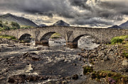 Derek Beattie - Sligachan Bridge