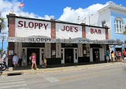 Melinda Saminski - Sloppy Joes Bar  Key West