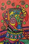 Carol Hamby - Sloughi Dog
