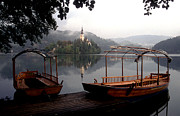 Carol Barrington - Slovenia - Bled