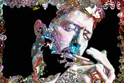 Eric Clapton Digital Art - Slow Hand by Danny Walton