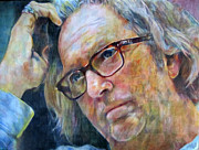 Slowhand Art - Slowhand by Ivonne Bess